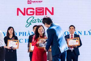 Ngon Garden xuất sắc lọt Top 10 sản phẩm, dịch vụ Tin và Dùng năm 2018