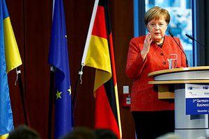 Thủ tướng Đức Merkel: Kiev nên 'tiếp cận thông minh' giải quyết căng thẳng