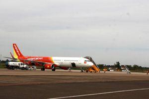 Máy bay gặp sự cố mới được VietJet đưa vào khai thác từ 15/11