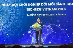 Vietcombank là Nhà tài trợ kim cương duy nhất cho Techfest 2018