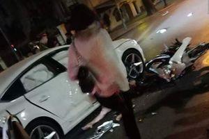 Điều tra vụ Audi A5 gây tai nạn liên hoàn trên phố, khiến 3 người thương vong