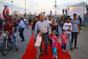 Bất ngờ với một 'gương mặt' bình yên rất khác của Dải Gaza