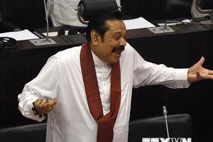 Quốc hội Sri Lanka thông qua chặn chi tiêu ngân sách của chính phủ