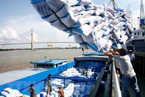 Xuất khẩu gạo tăng mạnh về khối lượng và giá trị