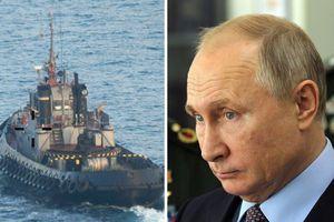Điềm tĩnh và bản lĩnh, TT Putin phá vây thách thức để giành trọn thế kiểm soát trong xung đột ở biển Đen