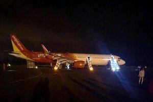 Vietjet lên tiếng về chuyến bay gặp sự cố tại sân bay Buôn Ma Thuột đêm 29/11