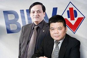 BIDV miễn nhiệm ông Trần Lục Lang sau khởi tố