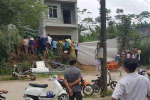 Thanh Hóa: Phát hiện 2 vợ chồng tử vong gần nhà với nhiều vết thương trên cơ thể