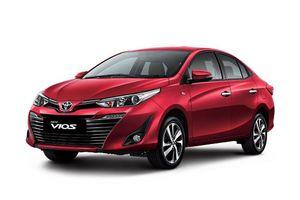 Top 10 thương hiệu ôtô bán chạy nhất tại Thái Lan: Toyota áp đảo