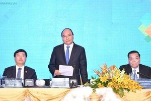 Thủ tướng Nguyễn Xuân Phúc dự Diễn đàn Thanh niên khởi nghiệp 2018