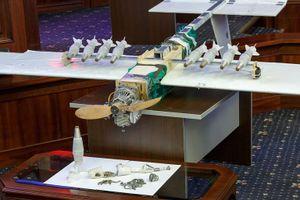 Phòng không Nga hạ UAV tấn công sân bay Khmeimim