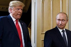 Trump hủy hội đàm với Tổng thống Putin vì căng thẳng Nga-Ukraine