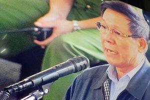 Cựu tướng Phan Văn Vĩnh chịu mức án 9 năm tù giam