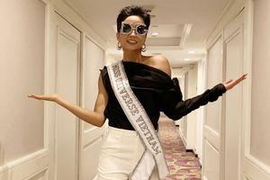 Ngày đầu tiên Miss Universe 2018, Hoa hậu H'Hen Niê 'chất ngầu' lấn át dàn thí sinh