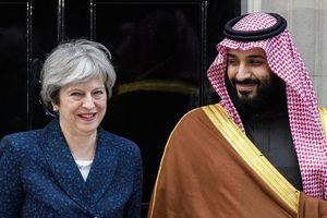 Thủ tướng Anh sẽ thảo luận với Thái tử Ả rập Xê út về vụ sát hại nhà báo Khashoggi