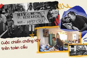 Cuộc chiến chống HIV trên toàn cầu