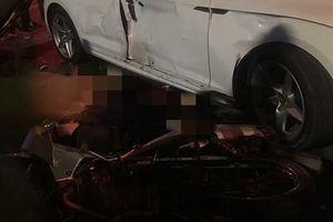 Tai nạn kinh hoàng giữa ô tô và xe máy khiến cô gái trẻ tử vong và 3 người bị thương nặng