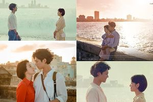 Lượt xem tập 2 'Encounter' của Song Hye Kyo và Park Bo Gum tăng mạnh, lọt top 10 phim có rating cao nhất lịch sử của tvN