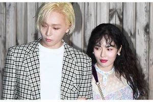 Hyuna bị chê 'già như mẹ người yêu' Edawn khi lần đầu xuất hiện cùng nhau tại sự kiện sau khi rời Cube