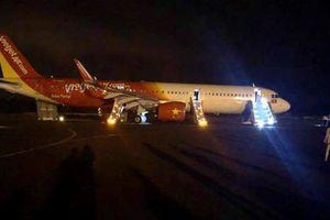 Máy bay Vietjet gặp sự cố tại Buôn Ma Thuột mới khai thác được 2 tuần