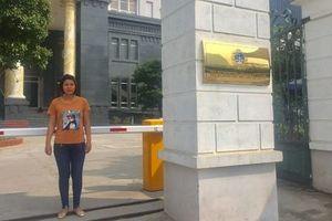 Vợ tài xế container: 'Tôi sẽ lên Thái Nguyên báo tin cho chồng'