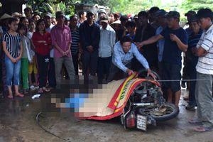 Đứt dây điện rơi vào người đi đường, một nạn nhân thiệt mạng