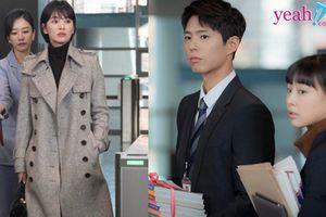 'Bà chủ' Song Hye Kyo lặn lội đến tận nhà 'crush' nhân viên Park Bo Gum, rating tập 2 'Encounter' lập kỷ lục