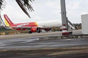 Giây phút 'lướt qua tử thần' của hành khách trên chuyến bay VJ356
