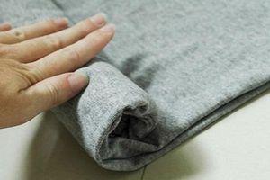 Cuộn tròn quần áo rồi đặt dưới tấm nệm, sau 1 giờ bạn sẽ thấy kết quả bất ngờ
