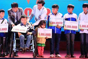 Thái Bình: Gần 4 tỷ đồng ủng hộ chương trình 'Trái tim Nhân ái'