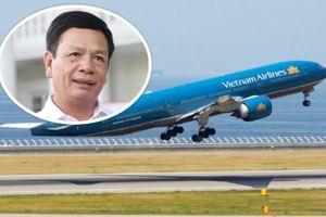 Doanh nhân Đào Hồng Tuyển mua hết vé chuyến bay đầu tiên TP. HCM - Vân Đồn