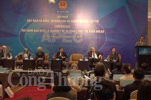 Dấu ấn 20 năm Việt Nam - APEC