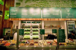 Đế chế salad tỷ USD muốn 'định nghĩa lại' đồ ăn nhanh