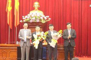 Quảng Ninh có thêm hai Phó bí thư Tỉnh ủy