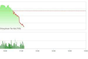 Chứng khoán chiều 30/11: VIC 'giật' mạnh, VN-Index vẫn không xanh được