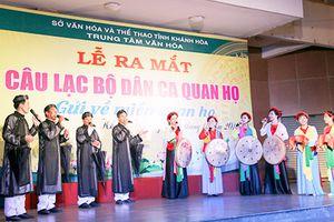Nghe câu quan họ ở Nha Trang