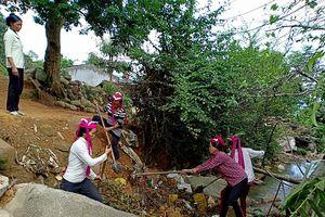 Bình Liêu: Thôn Khe O nỗ lực thực hiện tiêu chí môi trường