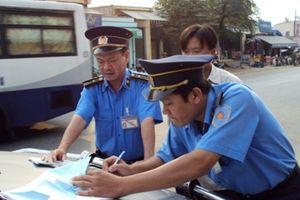 Thanh tra giao thông TP.HCM xử phạt 920 vụ vi phạm trong tháng 11