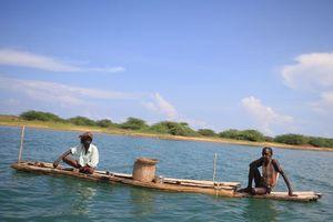 Ghé thăm những hồ nước mặn ở Ấn Độ