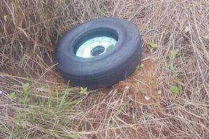 Tìm thấy lốp máy bay Vietjet Air bị sự cố tại Buôn Ma Thuột