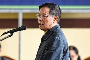 Tuyên phạt cựu tổng cục trưởng Phan Văn Vĩnh 9 năm tù