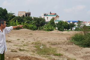 Hưng Yên: 'Mập mờ' giữa thu hồi và chuyển nhượng đất cho doanh nghiệp