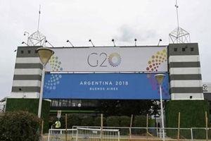 Căng thẳng thương mại Mỹ - Trung phủ bóng Hội nghị Thượng đỉnh G20