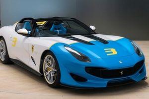 Siêu xe mui trần Ferrari 'độc nhất vô nhị' trên thế giới