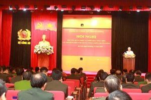 Đảng ủy Công an Trung ương học tập, quán triệt các nội dung Hội nghị Trung ương 8
