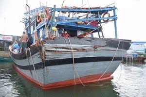Tìm thấy thi thể ngư dân bị sóng đánh mất tích ở Quảng Nam