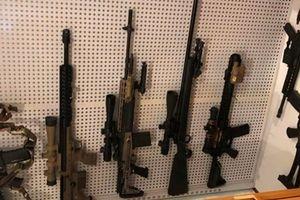 Đường dây buôn bán vũ khí quân dụng liên tỉnh