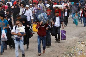Hơn 30.000 người dân Syria rời khu vực giảm căng thẳng trở về nhà
