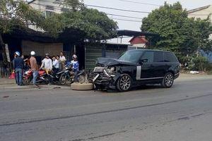 'Xe điên' gây tai nạn liên hoàn khiến 1 người chết, nhiều người bị thương