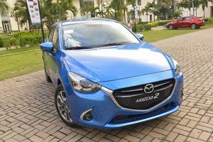 Mazda2 mới có giá từ 509 triệu đồng